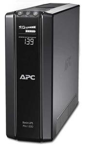 APC Power-Saving Back-UPS Pro 1500VA (865W) 230V, IEC zásuvky