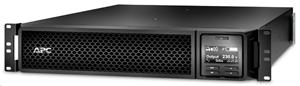 APC Smart-UPS SRT 2200VA, LCD, RM 2U, 230V + siťová karta AP9631