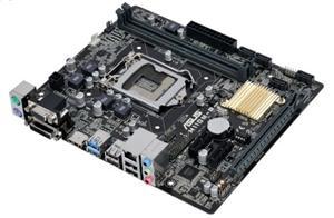 ASUS H110M-R/C/SI 1151/H110,VGA,DVI,HDMI,Gbe,PCI-e 3.0/16,4xSATA3,4xUSB3.0,2xDDR4/2133,mATX