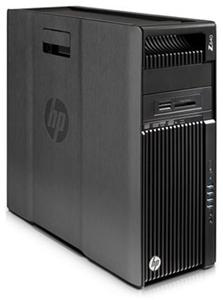 HP Z640 Tower Workstation E5-2630v4/ 16GB/ 256GB HP Z Turbo Drive/ DVDRW/ NOVGA/ USB3.0/ GLAN/ W10P