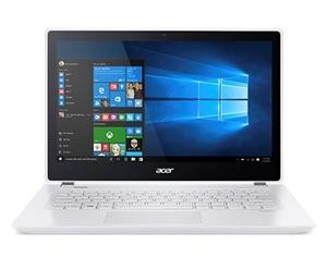 "ACER Aspire V 13 (V3-372-54WK) Ci5-6267U/8GB/256GB SSD/13.3""FHD LED/HDMI/USB3.0/WF/BT/Cam/W10, White"