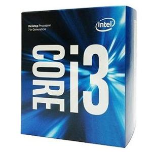 INTEL Core i3-7100T-3.4GHz/3M, LGA1151, Kaby Lake 14nm, 35W, BOX