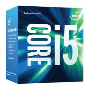 INTEL Core i5-7400-3.0GHz/6M, LGA1151, Kaby Lake 14nm, 65W, BOX