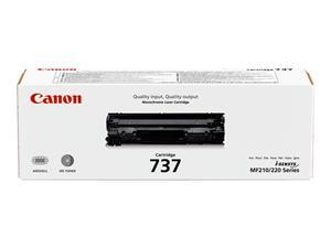 Canon toner CRG-737 (CRG737) Black