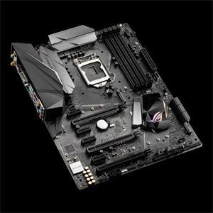 ASUS STRIX Z270E GAMING 1151/Z270,WF+BT,DVI,HDMI,DP,Gbe,3xPCI-e 16/4,6xSATA3/R,2xM.2 Soc3,USB3.1Type A+C,4xDDR4/3866,ATX