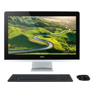 """Acer Aspire Z3-715 AiO 23.8"""" FHD Touch, Ci5-7400T/8GB/1TB/DVD-RW/GF940M/WF/BT/Cam/Repro/W10-64,KB+Mouse/USB"""