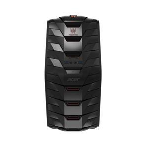 Acer Predator AG3-710 Ci7-7700/ 16GB/ 1TB+128GB SSD/ DVDRW/ GTX1060, 6GB/ USB3.0/ WF/ W10, KB+Mouse/USB