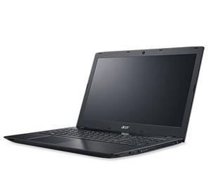 "ACER Aspire E 15 (E5-575G-53U1) Ci5-7200U/8GB/256GB SSD/DVD±RW/15.6""FHD LED/GT940MX,2GB/WF/BT/Cam/W10, Black"