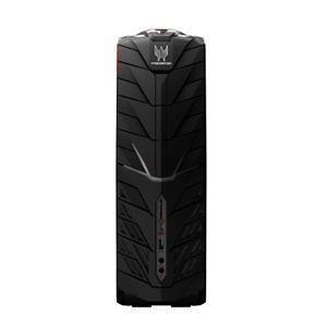 Acer Predator AG1-710 Ci7-7700/ 16GB/ 256GB SSD + 3TB/ DVDRW/ GTX 1080, 8GB/ USB3.0/ WF/ W10, KB+Mouse/USB
