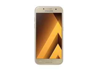 Samsung Galaxy A3 (2017) (SM-A320F) Gold, 16GB, NFC, LTE