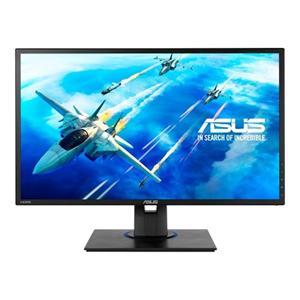 """24"""" ASUS LCD VG245HE,1920x1080,VGA,2xHDMI,1ms,250cd/m2,repro,černá"""