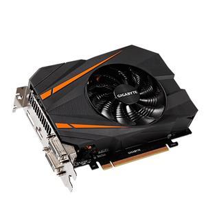GIGABYTE NVIDIA GeForce GTX N1060IX-6GD, 6GB DDR5,192bit,2xDVI,HDMI,DP,PCIe 3.0 (Mini ITX)