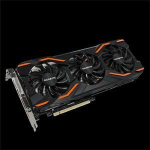 GIGABYTE NVIDIA GeForce GTX N1080D5X-8GD,8GB DDR5x,256bit,DVI,HDMI,3xDP,PCIe 3.0