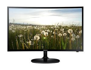 "32"" LCD Samsung V32F390 prohnutý, VA LED, 1920x1080, 4ms, MEGA kontrast, 2xHDMI, USB, PIP+, DVB-T2/C, CI, Repro, černý"