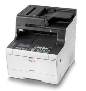 OKI MC563dn MFZ+Fax A4, LED, 30/30 ppm, 1200x1200, PCL/PS, RADF, USB, LAN, Duplex