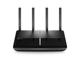 TP-LINK Archer 3150, AC3150 Dual Band Wireless Router,1x WAN,4x LAN,2x USB 3.0/2.0,2,4+2x5GHz-1000+2167Mbps,4x anténa