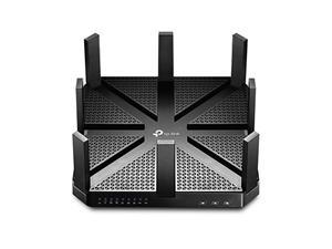 TP-LINK Archer C5400, AC5400 Tri-Band Wireless Router,1x WAN,4x LAN,2x USB 3.0/2.0,2,4+2x5GHz-1000+2x2167Mbps,8x anténa