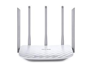 TP-LINK Archer C60, AC1350 Dual Band Wireless Router,1xWAN,4x LAN,1x USB,2,4/5GHz - 450+867Mbps