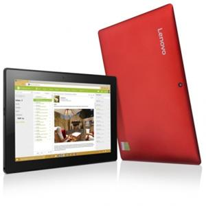 "Lenovo IdeaTab MiiX 310 Atom x5-Z8350 1,92GHz / 2GB / 64GB / 10.1"" HD / IPS/ WIFI / m.touch / KBRD DOCK /WIN10 červená"