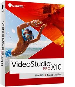 Corel VideoStudio Pro X10 ML