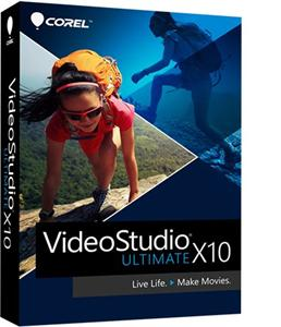 Corel VideoStudio Pro X10 Ultimate ML