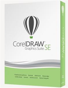 CorelDRAW Graphics Suite Special Edition Box CZ/PL