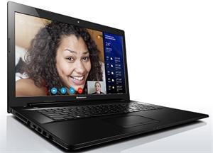 """Lenovo IdeaPad 110-17IKB i5-7200U 3,10GHz / 8GB / 1TB / 17.3"""" HD+ / R5 430 2GB/ DVD-RW / WIN10 černá 80VK0008CK"""