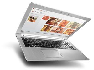 """Lenovo IdeaPad 510S-14IKB i3-6006U 2,00GHz / 4GB / SSD 128GB / 14"""" FHD / IPS / matný / WIN10 stříbrná 80TK00CKCK"""
