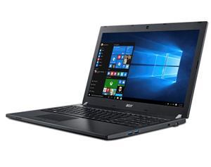 """ACER TMP658-G2-M-514J Ci5-7200U/8GB/256GB SSD/15.6""""FHD LED/USB3.0/WF/BT/Cam/W10Pro64, Black"""