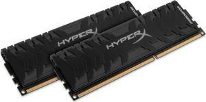 16GB (2x8GB Kit) DDR3 1866MHz DIMM Kingston HyperX Predator Black CL9 XMP