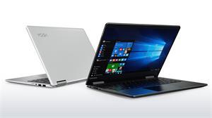"""Lenovo IdeaPad YOGA 710-14IKB i5-7200U 3,10GHz / 8GB/ SSD 256GB / 14"""" FHD/ IPS/ multitouch /GF 940M 2GB/WIN10 černá"""