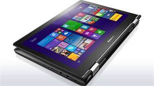 "Lenovo IdeaPad YOGA 510-15IKB i7-7500U 3,5GHz/ 8GB / SSD 256GB / 15.6"" FHD/ IPS/matný/ m.touch /R7 460M 2GB /WIN10 černá"