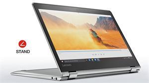 """Lenovo IdeaPad YOGA 710-11IKB Core M3-7Y30 2,6GHz / 8GB / SSD 256GB / 11.6"""" FHD / IPS / multitouch / WIN10 stříbrná"""