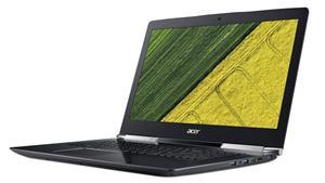 """ACER V 17 Nitro (VN7-793G-78Y4) Ci7-7700HQ/16GB/256GB SSD+1TB/17.3""""FHD LED/GTX1050Ti,4GB/USB3.0/WF/BT/C/W10,Black"""