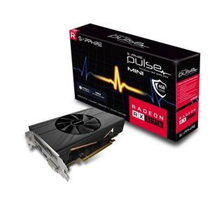 SAPPHIRE PULSE RADEON RX 570 MINI/ 4GB GDDR5 / PCI-E / HDMI / DVI-D / DP / active