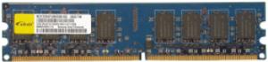 1GB DDR2/800 DIMM PC6400, zn. modul CL5