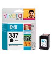 HP inkoustová cartridge černá C9364EE, č. 337