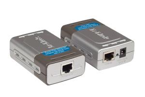 D-LINK DWL-P200, Power over Ethernet Kit (PoE), sada pro napájení po ethernetu, 5V nebo 12V DC
