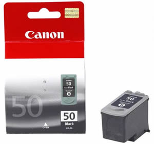 Canon inkoustová cartridge Black PG-50