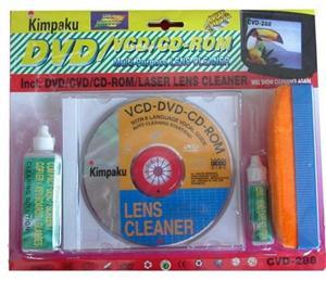 Čistící sada CD/DVD - disk a mechanika