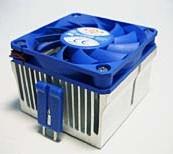Chladič CPU Socket A/370 s ventilátorem