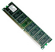 1GB DDR333 DIMM PC2700 Kingston KTM-M50/1GB pro IBM