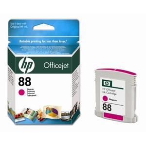HP inkoustová cartridge Magenta C9387AE, č. 88