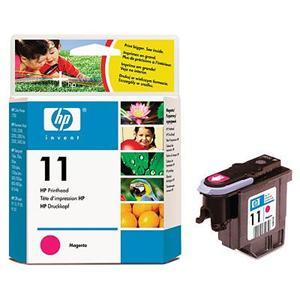 HP tisková hlava Magenta (purpurová) C4812A, No. 11