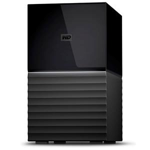 "WD My Book Duo 8TB (2x4TB) Ext. 3.5"",USB3.0, RAID 0/1"