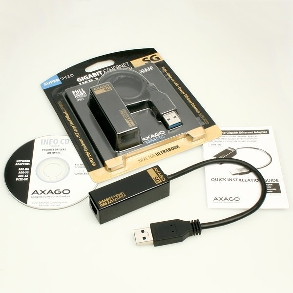 AXAGO USB ETHERNET DRIVER WINDOWS 7 (2019)