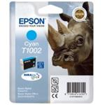 Epson inkoustová cartridge azurová T1002 DURABriteUltra Ink, 11,1 ml