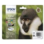 Epson inkoustová cartridge Multipack 4ink  DurabriteUltra T0895, 16,3 ml